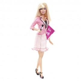 Barbie TV moderátorka