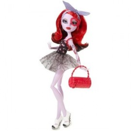 MONSTER HIGH DISCO DANCE CLASS P