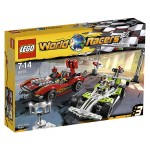 Lego 8988 World Racers