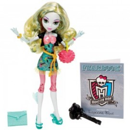 Monster High Bábika Lagoona Blue